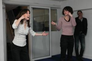Ateliers, team building, improvisation théâtrale